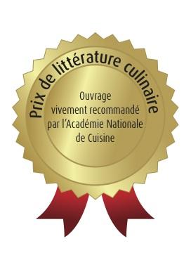 Communiqué de presse  – Prix de l'Académie Nationale de Cuisine