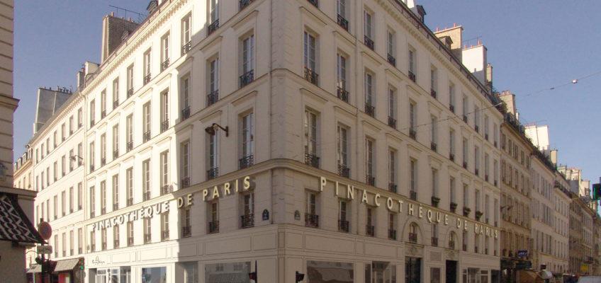 Pinacothéque de Paris – création d'un lieu de restauration