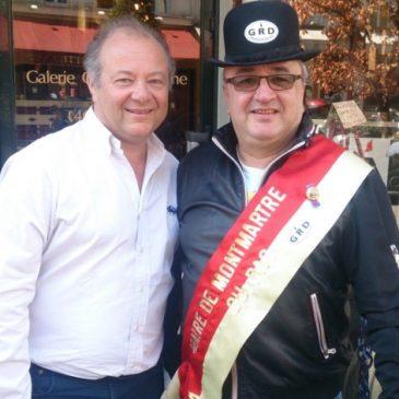 Rencontre avec Florentin, Maire du Bas Montmartre