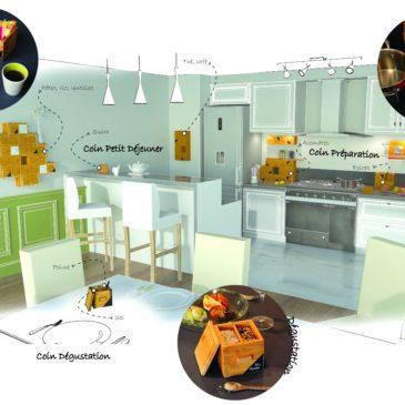 Les boites AnJi en utilisation culinaire
