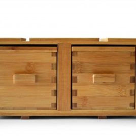 Boxes with 2 drawers, up to 4 ingredients