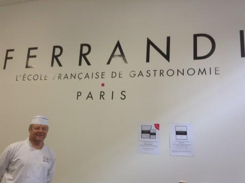 Ferrandi – formation culinaire